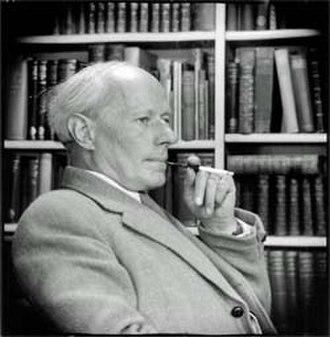 F. L. Lucas - Lucas in 1957