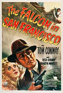 <i>The Falcon in San Francisco</i> 1945 film by Joseph H. Lewis