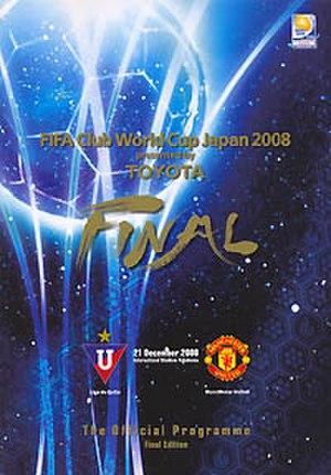 2008 FIFA Club World Cup Final - Image: Fifa CWC2008Final