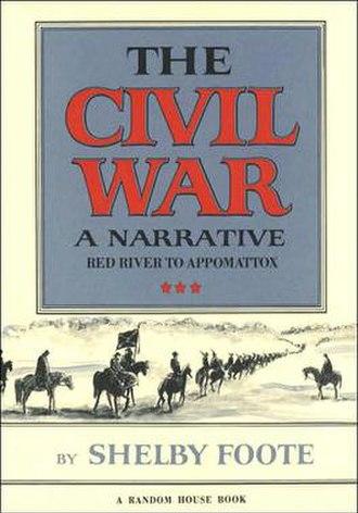 The Civil War: A Narrative - Image: Foote Vol 3