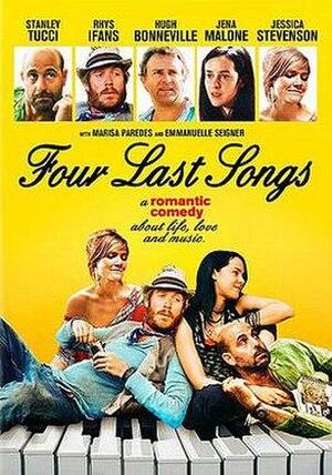 Four Last Songs (film) - Image: Four last songs
