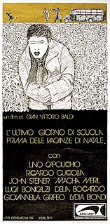 <i>The Last Day of School Before Christmas</i> 1975 film by Gian Vittorio Baldi