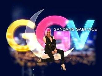 Gandang Gabi, Vice! - Image: Gandang Gabi Vice (2018) title card