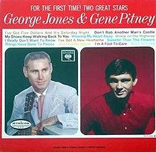 George Jones and Gene Pitney For the First Time! Two Great Singers.jpeg