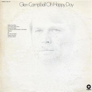 Oh Happy Day (Glen Campbell album) - Image: Glen Campbell Oh Happy Day album cover