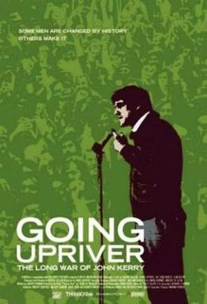 Going Upriver - Promotional poster for the documentary