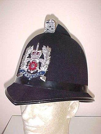 Hampshire Constabulary - Helmet - Sergeant