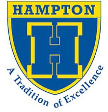 Hampton Township School District's Logo.