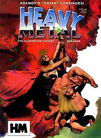 Heavy Metal Magazine Wikipedia