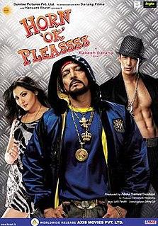 <i>Horn Ok Pleassss</i> 2009 Indian film directed by Rakesh Sarang
