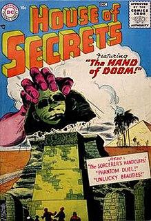 <i>House of Secrets</i> (DC Comics)