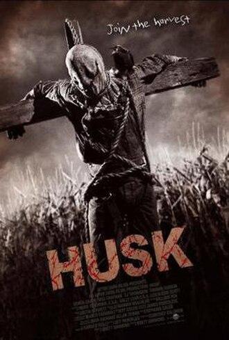 Husk (film) - Image: Husk (2011 movie poster)