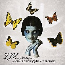 Illusions album cover by Michale Graves and Damien Echols.jpg