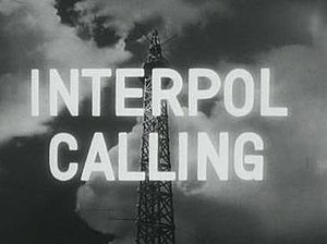 Interpol Calling - Image: Interpol Calling titlecard
