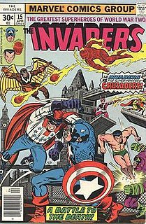 Crusaders (Marvel Comics) group of fictional characters by Marvel Comics