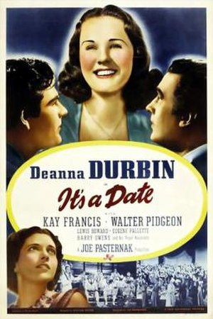 It's a Date - Image: Its a Date poster