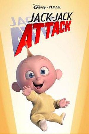 Jack-Jack Attack - Poster for Jack-Jack Attack