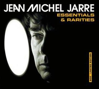 <i>Essentials & Rarities</i> 2011 compilation album by Jean Michel Jarre