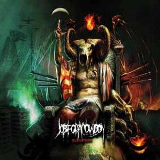 Ruination (album) - Image: Job for a Cowboy Ruination cover