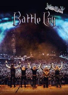 <i>Battle Cry</i> (Judas Priest DVD) 2016 video by Judas Priest