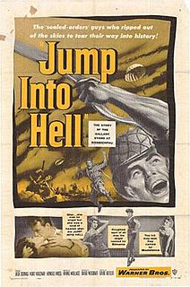 <i>Jump into Hell</i> 1955 film by David Butler