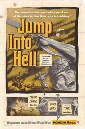 Jump into Hell - Original film poster