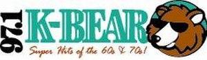 KKBR - Image: KBEAR logo