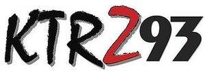 KFCW - Image: KTRZ logo