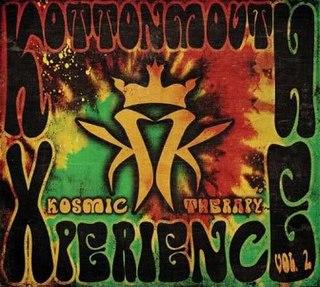 <i>The Kottonmouth Xperience Vol. II: Kosmic Therapy</i> 2008 remix album by Kottonmouth Kings