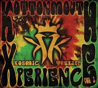 The Kottonmouth Xperience Vol. II: Kosmic Therapy - Image: Kmkxperience II