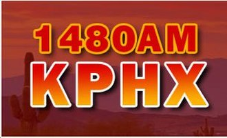 KPHX - Image: Kphx 2009 logo