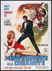 Le tigre se parfume a la dynamite movie