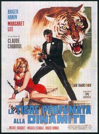 Our Agent Tiger - Image: LE TIGRE SE PARFUME A LA DYNAMITE