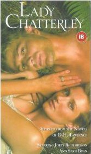 Lady Chatterley (TV serial) - Image: Lady Chatterley vhs cover