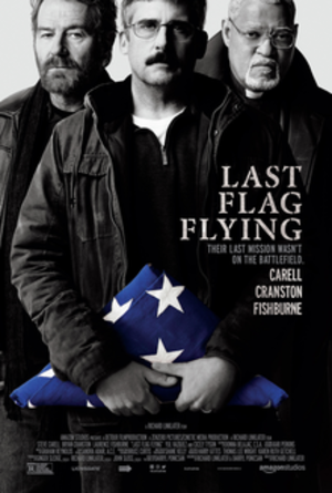 Last Flag Flying - Theatrical release poster