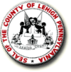 Official seal of Lehigh County