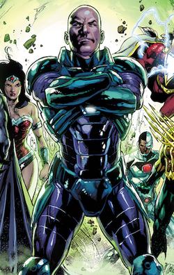 Lex Luthor Justice League Vol 2 30