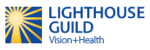 Lighthouse Guild - Image: Lighthouse Guild logo 2016