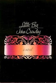 <i>Little, Big</i> novel by John Crowley
