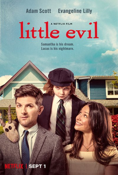 Picture of a movie: Little Evil