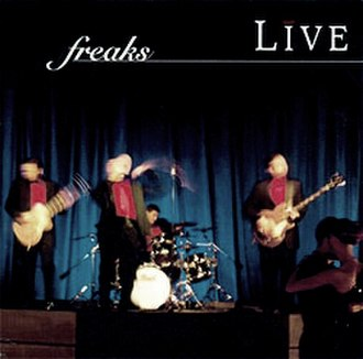Freaks (Live song) - Image: Live Freaks