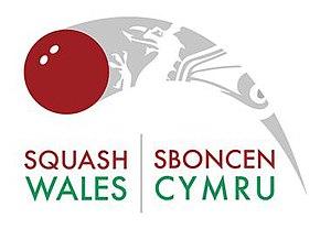 Squash Wales - Image: Logo Squash Wales
