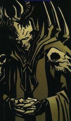 Loki (comics) - Loki in alternate universe Earth X. Art by Matt Hollingsworth.