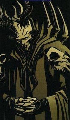 Loki (comics) - Loki in alternate universe Earth X. Art by Matt Hollingsworth.