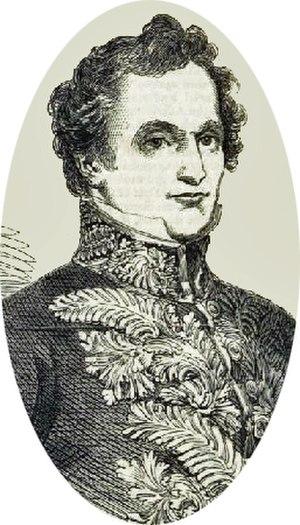 Edward Smith-Stanley, 14th Earl of Derby - Derby in 1852