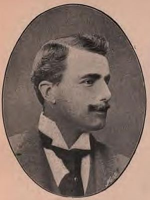 Lord Henry Cavendish-Bentinck - Lord Henry in 1895.