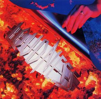 Lightning Strikes (Loudness album) - Image: Loudness Shadows Of War Front