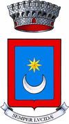 Coat of arms of Lugnano in Teverina