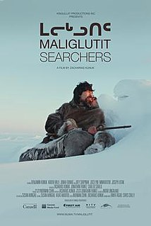 <i>Searchers</i> (film) 2016 film by Zacharias Kunuk