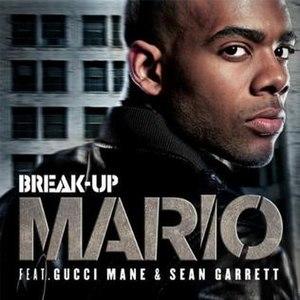 Break Up (song) - Image: Mario Break Up